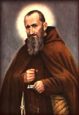St  Francis Mary of Camporosso, OFM Cap | Capuchin